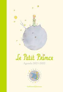Agenda Le Petit Prince 2021-2022 -