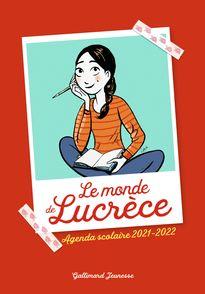 Agenda Le monde de Lucrèce 2021-2022 -