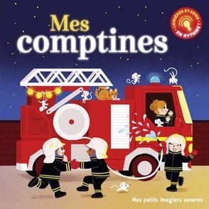 Mes comptines Son et lumière (tp) - Elsa Fouquier