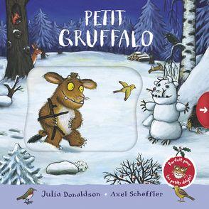 Petit Gruffalo - livre animé - Julia Donaldson