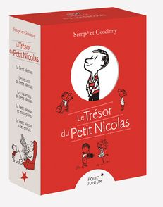 Le Trésor du Petit Nicolas - René Goscinny,  Sempé