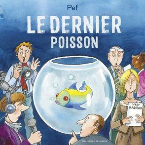 Le dernier poisson -  Pef