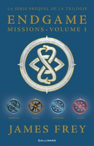 Endgame : Missions - James Frey, Nils Johnson-Shelton