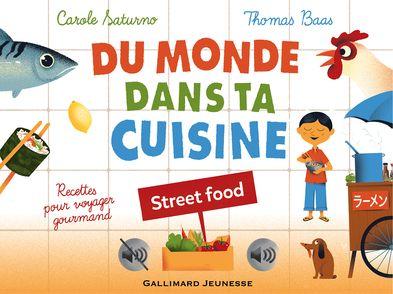 Street Food - Thomas Baas, Carole Saturno