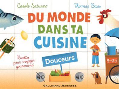 Douceurs - Thomas Baas, Carole Saturno
