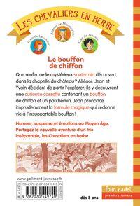 Le bouffon de chiffon - Claude Millet, Denise Millet, Arthur Ténor