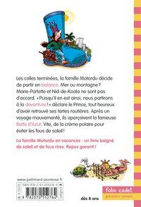 Motordu sur la Botte d'Azur -  Pef
