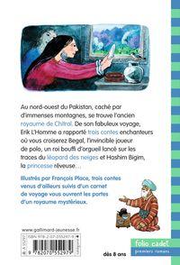 Contes d'un royaume perdu - Erik L'Homme, François Place