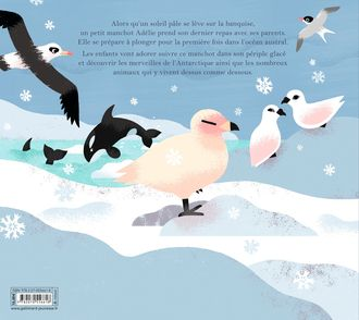 Une journée en Antarctique - Ella Bailey