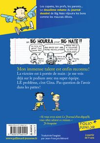 Big Nate, capitaine de l'équipe - Lincoln Peirce