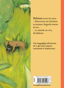 Baboon - Kate Banks, Georg Hallensleben