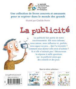 La publicité - Alexia Delrieu, Sophie de Menthon, Clotilde Perrin
