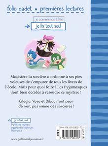 Les Pyjamasques et Magistère la sorcière -  Romuald