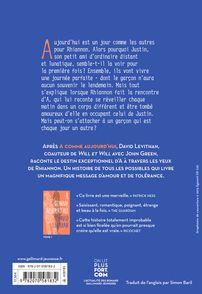 Aujourd'hui est un autre jour - David Levithan