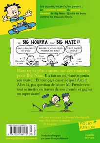 Big Nate, roi du skate - Lincoln Peirce