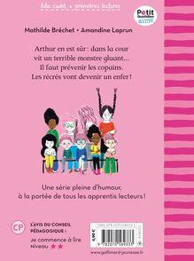 Frayeur à l'école - Mathilde Bréchet, Amandine Laprun