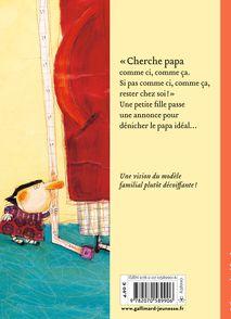 Un papa sur mesure - Davide Cali, Anna Laura Cantone