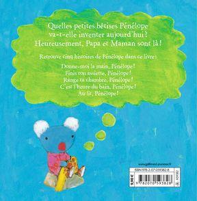 Les petites bêtises de Pénélope - Anne Gutman, Georg Hallensleben
