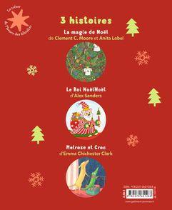 3 histoires de Noël - Emma Chichester Clark, Anita Lobel, Clement C. Moore, Alex Sanders