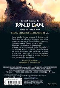 Le BGG - Quentin Blake, Roald Dahl