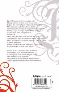 L'alouette - Jean Anouilh
