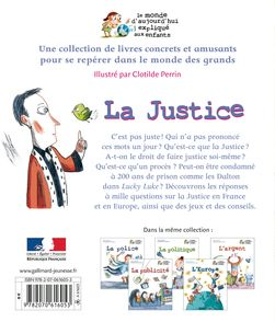 La Justice - Alexia Delrieu, Sophie de Menthon, Clotilde Perrin