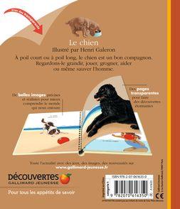 Le chien - Henri Galeron
