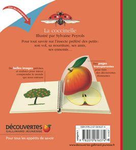 La coccinelle - Sylvaine Peyrols