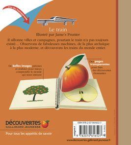 Le train - Jame's Prunier