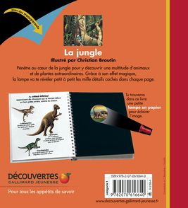 La jungle - Christian Broutin, Claude Delafosse