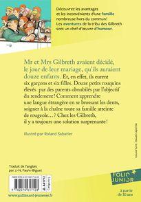 Treize à la douzaine - Ernestine Gilbreth, Frank Gilbreth, Roland Sabatier