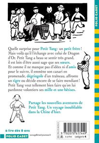 Petit Tang et ses amis - Eleanor Frances Lattimore