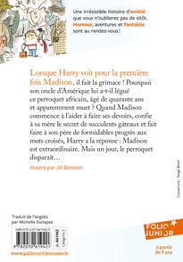 Harry est fou - Jill Bennett, Dick King-Smith