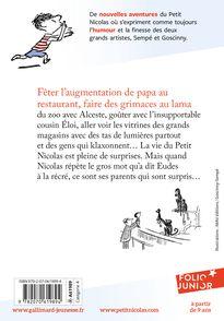 Les surprises du Petit Nicolas - René Goscinny,  Sempé