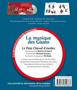 La musique des Gitans - Béatrice Fontanel, Charlotte Gastaut