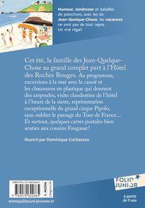 Des vacances en chocolat - Jean-Philippe Arrou-Vignod, Dominique Corbasson