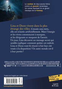 La cité de l'ombre - Jeanne DuPrau