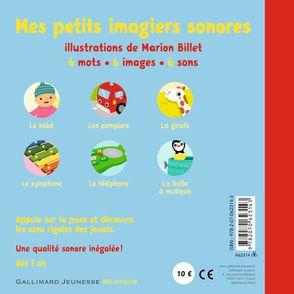 Les jouets - Marion Billet