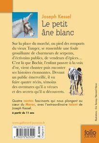 Le petit âne blanc - Joseph Kessel