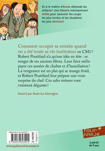 La Troisième Vengeance de Robert Poutifard - Beatrice Alemagna, Jean-Claude Mourlevat