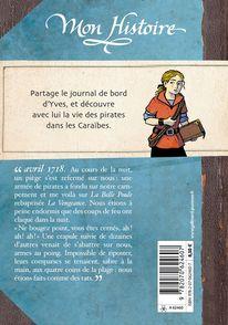 Yves, captif des pirates - Dominique Joly