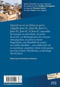 Le camembert volant - Jean-Philippe Arrou-Vignod, Dominique Corbasson