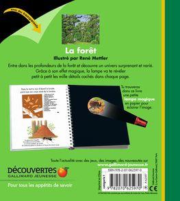 La forêt - Claude Delafosse, René Mettler