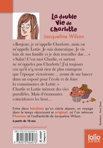 La double vie de Charlotte - Nick Sharratt, Jacqueline Wilson