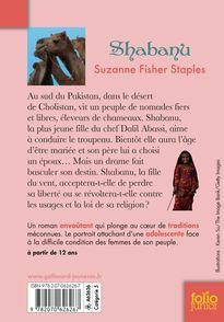 Shabanu - Suzanne Fisher Staples