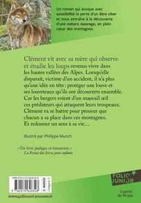 Une saison avec les loups - Catherine Missonnier, Philippe Munch