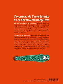 Archéologie - Aurore Callias, Anne-Rose de Fontainieu