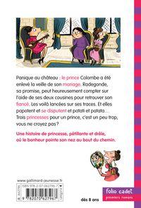 Trois princesses et patati et patata... - Magali Le Huche, Marie Vaudescal