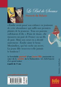 Le Bal de Sceaux - Honoré de Balzac