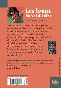 Les loups du Val d'Enfer - Jean-Yves Loude, Gilbert Maurel